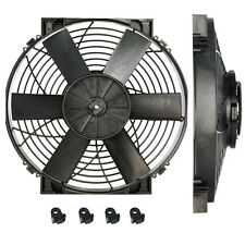 "14"" Hi-Power Electric / Thermatic Fan (12V) (Part #0107) (Davies Craig)"
