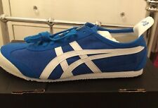 Onitsuka Tiger Mexico 66 Blue and White 9.5 Adults