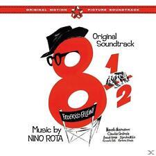 8 1/2 - Complete Score + Bonus Cues - Limited Edition - Nina Rota