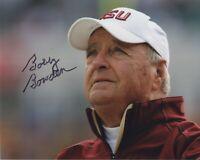 BOBBY BOWDEN SIGNED AUTOGRAPH FLORIDA STATE SEMINOLES FSU  8X10 PHOTO #2