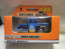 1998 Matchbox Series 6 ROAD ROLLER #29 1/64 Die Cast