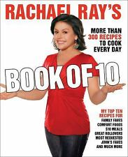 Rachael Ray's Book of 10 Top Recipes More Than 300 Recipes to Cook Every Day