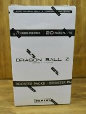 x 1 2015 Dragon Ball Z Heroes & Villains Panini CCG/TCG Blister Booster box NEW
