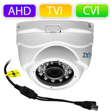 AHD TVI CVI CVBS 2.4MP HD 1080P 3.6mm 20m NightVision VandalProof CCTV Camera