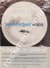 Wilco Summerteeth LP Tour Advert