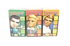 THUNDERBIRDS 9 VHS Tapes Set 2,3,& 4 Sci-fi 1960s Action Puppets Gerry Anderson