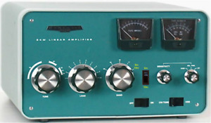 Add the Magic Band (6 meters) on the HEATHKIT SB-220 Amplifier
