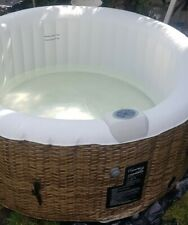 Clever Spa Inflatable 4 Person Hot Tub