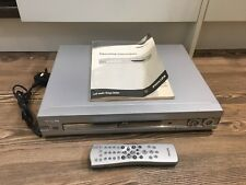 PHILIPS DVDR70 DVD Player / Recorder Videoplus+ RW  Manual + Remote TESTED