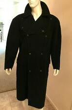 Vintage Thierry Muglar Double Breasted Wool Coat