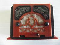 RADIO MARELLI-VERTUMNO II-ITALIA 1934 RADIO IN MINIATURA-FUNZIONANTE