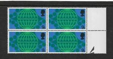 1969 GB. - POST OFFICE TECHNOLOGY - BLOCK OF FOUR - UNMOUNTED MINT.