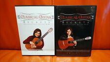 Classical Guitar Secrets - Lily Afshar 6 DVD Lessons Learn Tutorial Sor Tarrega