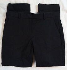 Gap Tailored Crop Stretch Womens Black Dress Pants Size 4 (E8#2522)