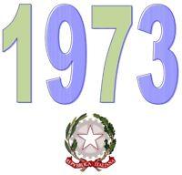 ITALIA Repubblica 1973 Spezzoni francobolli  MNH **