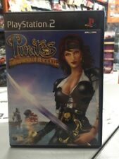 Pirates The Legend of Black Kat Ita PS2 USATO GARANTITO
