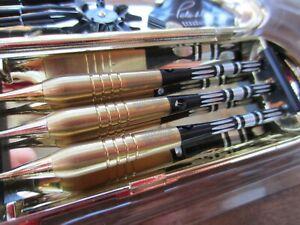NEW Unicorn Peter Manley Maestro Golden Soft Tip Darts - 20 Grams - 90% Tungsten