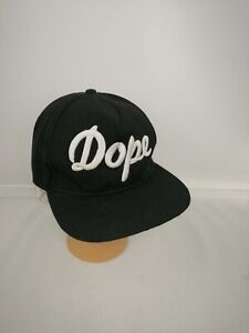 Dope Los Angles Mens Baseball Hat Adjustable Snapback Embroidered 100% Cotton