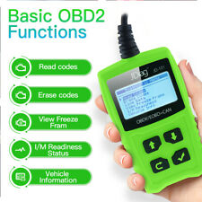 US Automotive OBD2 Code Reader Scanner Car Check Engine Fault Diagnostic Tool
