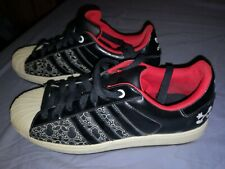 Adidas Superstar ll Angry Mickey X trainers size 8 - Disney