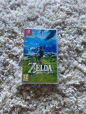 The Legend Of Zelda Breath Of The Wild sur Nintendo Switch