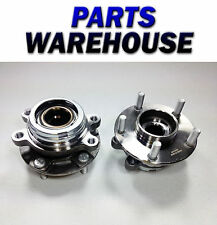 2 New Premium Hubs Front L&R For Quest, Murano With 2 Year Warranty
