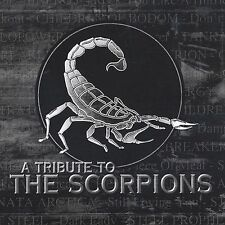 A Tribute to the Scorpions Various Artists CD 1-2001 Nuclear Blast DIGIPAK NEW!!