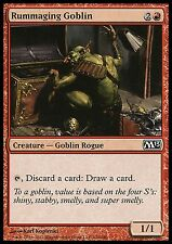 Rummaging Goblin X4 EX/NM M13 MTG Magic Cards Red Common