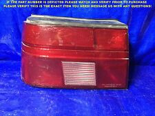 OEM 1992 1993 1994 HYUNDAI EXCEL DRIVER LEFT TAIL LIGHT AIP2RST 90