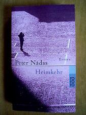 """""""Heimkehr"""" von Péter Nádas"""