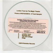 (FE670) The Magic Theatre, London Town - 2009 DJ CD