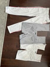 Guc Under Armour Adult Small Baseball Pants (Lot of 3)