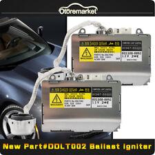 2xXenon HID Ballast DDLT002 for Lexus IS300 LS400 LS430 RX300 RX330 RX350 RX400h