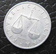 1 Lira CORNUCOPIA Repubblica Italiana 1954  - n  1014