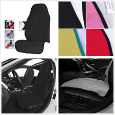 Towel Car Seat Cover Athletes Fitness Gym Running Beach Swimming Cushion Black