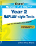 NEW Excel Revise in a Month NAPLAN-Style Tests Year 2 9781741254198