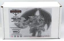 Darklands INF-DIS-0102 Great Axe Krull Servile Lord of Dis Demon Devil Warrior