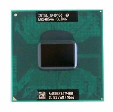 Intel Core 2 Duo T9400 2,53 GHz 6M 1066 MHz Dual-Core Prozessor Sockel P SLB46