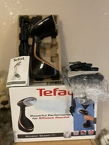 Tefal DT9100 Access Steam Care Handheld Garment Steamer - Boxed Used Once!