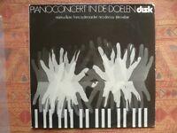 MARINUS FLIPSE / HANS OUDENAARDEN ETC . - Piano Concert in de Doelen ( Lp-Signed