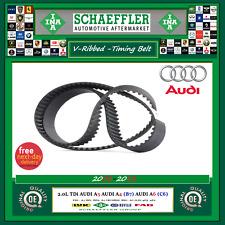 2.0L TDi >AUDI A3 >AUDI A4 (B7) >AUDI A6 (C6) > V-Ribbed Timing Belt [2003-2012]