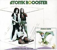 Atomic Rooster - Atomic Rooster - Deluxe Edition (NEW CD)