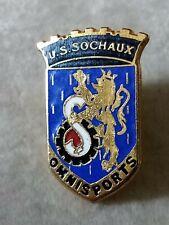 RARE PINS PIN'S .. TOURISME BLASON ARM SYNDICAT LION LEO DOUBS SOCHAUX