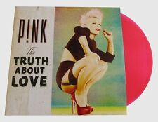 PINK The Truth About Love - 2LP / Pink Vinyl + CD (P!NK)