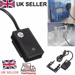 Non-contact Tanks Water Level Sensor Switch Container Liquid Height Detector UK