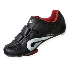 Peloton Cycling Shoes Size 40 w/ Cleats US Women's Size 9 Men's Size 7