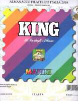 Fogli Marini King Italia annata 2018