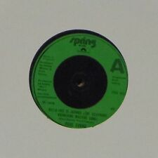 "PAUL EVANS 'HELLO THIS IS JOANNIE' UK 7"" SINGLE #5"