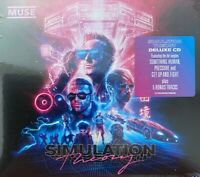 Muse Simulation Theory Deluxe Edition