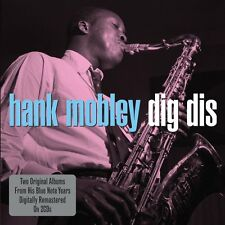 Hank Mobley Dig Dis 2-CD NEW SEALED Jazz Soul Station/Roll Call Art Blakey